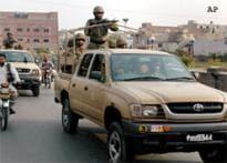 Blasts hit Pak town 48 hrs before polls, 37 killed