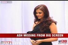 What is Aishwarya Rai Bachchan busy these days?