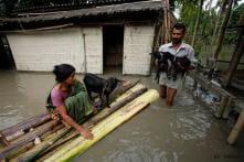 Flash floods, landslides hit Northeast, 21 dead