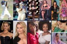 Watch: Celebrities Take Up 10 Year Challenge