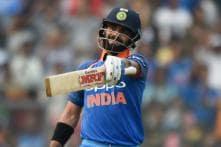 Virat Kohli Surpasses Ponting; Only Behind Tendulkar in ODI Ton List
