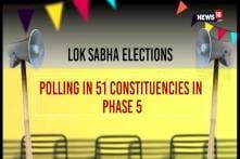 Elections 2019, Phase 5: Rahul Gandhi, Rajnath Singh, Rajyavardhan Singh Rathore Among key candidates in Fray