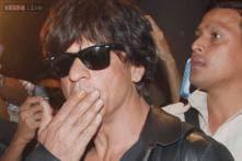 Photos: Shah Rukh Khan, Gauri and children AbRam, Aryan, Suhana return from their Dubai vacations