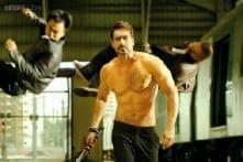 'Action Jackson' has a stylised sword fighting designed by Prabhudheva: Ajay Devgn