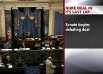 US Senate begins debating N-deal