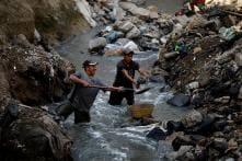 Finding Scrap Metals in Guatemala's Garbage Dump