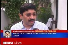 CBI trying to fix me, says former telecom minister Dayanidhi Maran
