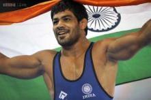Sports Minister Rajyavardhan Singh Rathore Silent on Sushil Kumar's Comeback Gold