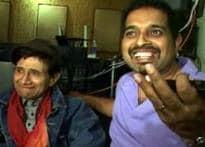 Shankar Mahadevan sings for Dev Anand's new flick