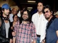 Shah Rukh, Madhuri Dixit, Shahid Kapoor: Bollywood stars return from IIFA 2013