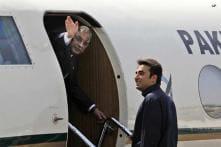 Pakistan President Zardari's India Visit