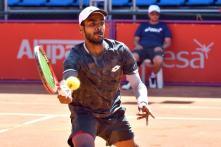 Sumit Nagal Loses to World No.325 in ATP Challenger Campinas Semi-finals