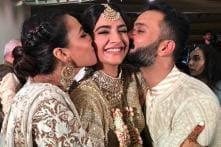 Sonam Kapoor Wedding: Sangeet Ensemble Was