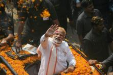 PM Modi Battles For Hearts and Minds in Holy City of Varanasi