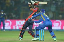 Slippery Pitch And Sluggish Outfield Weighed Against Us: Amre