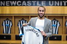 Newcastle sign Townsend from Tottenham; Sunderland get defender Kone