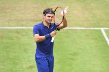 Roger Federer Reaches 11th Halle Final After Beating Khachanov