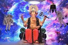 Mumbai's Famous Lalbaugcha Raja First Look Unveiled