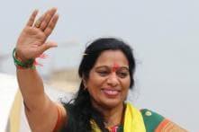 Maharashtra BJP Rebel Geeta Jain Who Won From Mira Bhayandar Meets BVA Chief