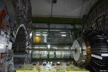 Large Hadron Collider restarts in hunt for dark matter