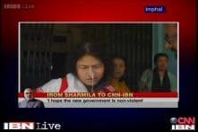 I hope Modi government repeals AFSPA: Irom Sharmila