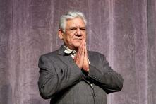 The Interview of Om Puri Which Couldn't Happen!