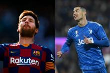 Cristiano Ronaldo Equals Serie A Feat in 1000th Game, Lionel Messi 1st to 1000 Goal Contributions