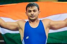 World Wrestling Championships: Deepak Punia Pulls Out of Final with Injury, Settles for Silver