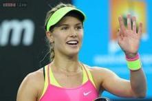 Eugenie Bouchard wins easily in Australian Open's second round