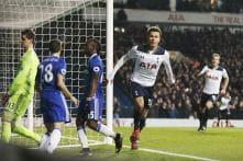 Dele Alli Nets Twice as Tottenham End Chelsea's Winning Streak