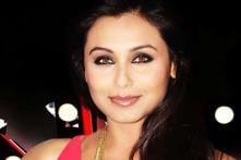 Rani Mukerji: I had a crush on Aamir Khan