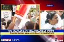 Delhi is not safe, I was manhandled like anything: Mamata