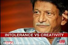 Political intolerance limits authors: Nagarkar