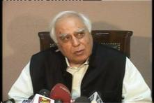 Sibal slams BJP for rejecting PM's offer
