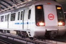 Delhi metro train breaks down mid-route; passengers evacuated