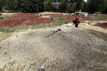 Boston bombing suspect buried in Virginia cemetery
