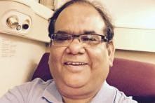 I owe my success to the theatre society of Kirorimal College: Satish Kaushik