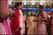 Akash Ambani-Shloka Mehta's Star-studded Engagement Ceremony