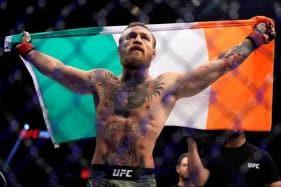 Conor McGregor Took Just 40 Seconds to Beat Donald Cerrone on UFC Return
