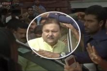 CBI arrests West Bengal Transport Minister Madan Mitra in the multi-crore Saradha chit fund scam