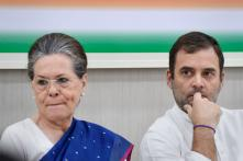 By Leaving CWC Meet on New Cong Chief Midway, Rahul and Sonia Signal Gandhi Era is Over, For Now