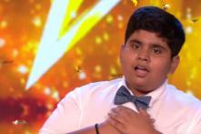 Indian Teenager's Dance to 'Agneepath' Song Amazes 'Britian's Got Talent' Judges