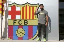 I am not Xavi's replacement, says new Barca recruit Arda Turan