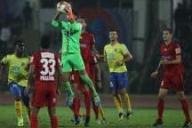 ISL 2019-20: NorthEast United FC, Kerala Blasters FC Play Out Goalless Draw