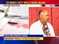 Lalu influenced Koda a lot: Ex-mines secretary