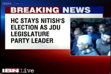 Bihar political crisis: Patna High Court stays Nitish Kumar's election as JDU legislature party chief