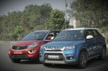 Maruti Suzuki Vitara Brezza vs Tata Nexon, Compact SUV Comparison Review
