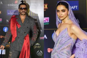 IIFA Awards 2019: DeepVeer Rule The Green Carpet