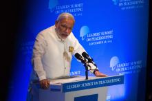 Nations contributing to peacekeeping have no say in decision making, says PM Modi, presses for UNSC reform