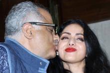 Boney Kapoor: No Plan Yet to Make a Biopic on Sridevi
